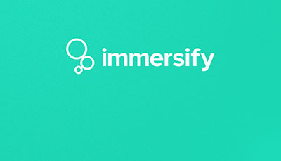 "2015-02-12 - And so ""Immersify"" is born..."